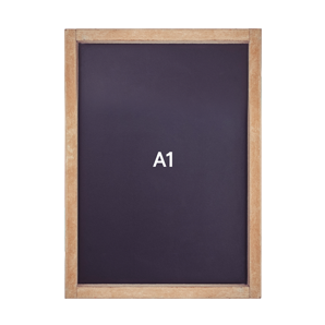 Chalkboard frame png. A ads display production