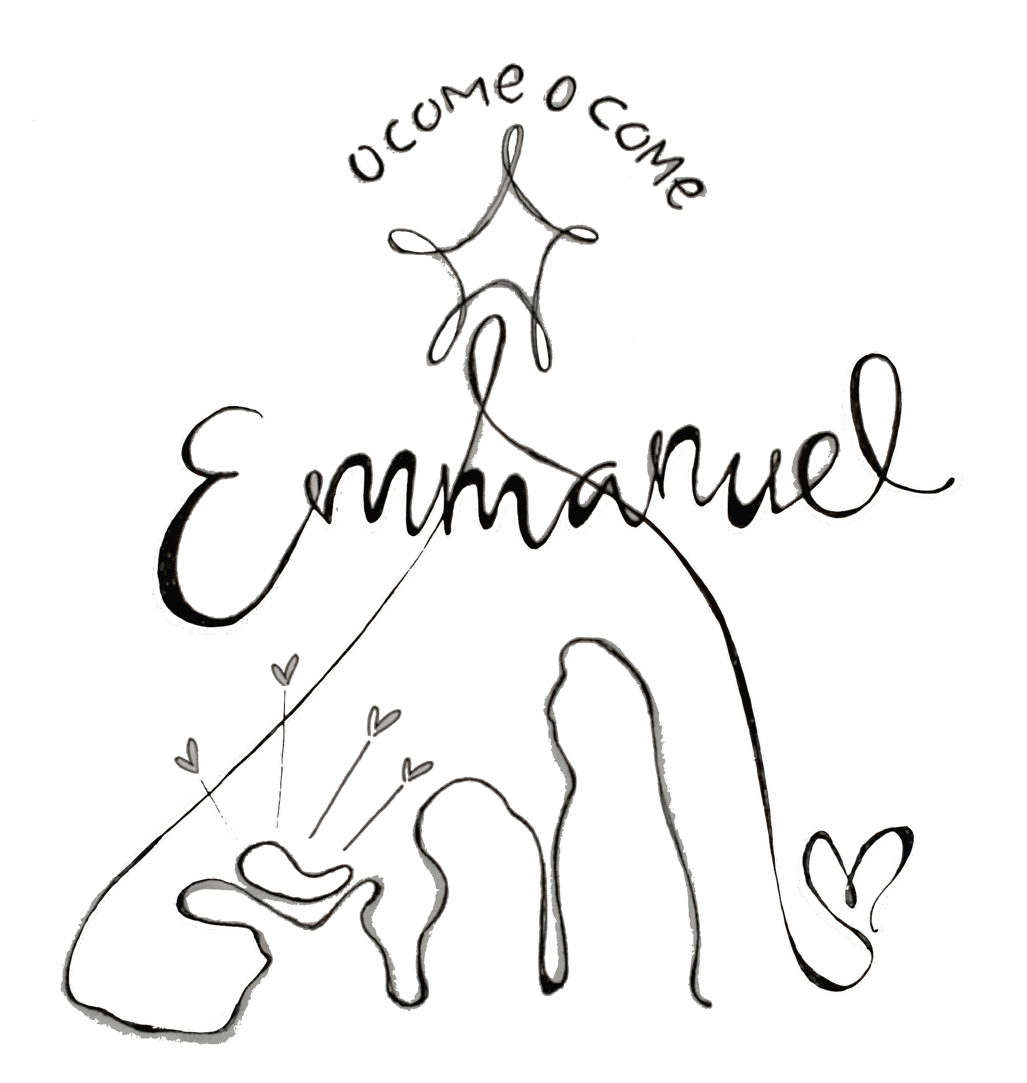 Ocomeemmanuel suecarroll scripture bible. Drawing creativity doodle clip art royalty free