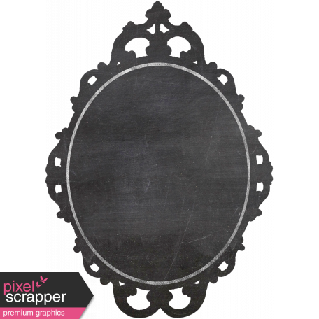 Chalkboard frame png. A bouquet of freshly