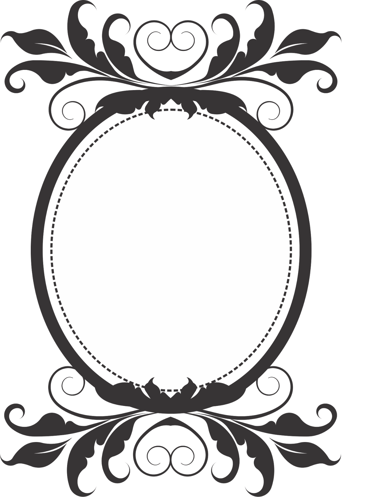 Frames svg baroque. Pin by jeny chique