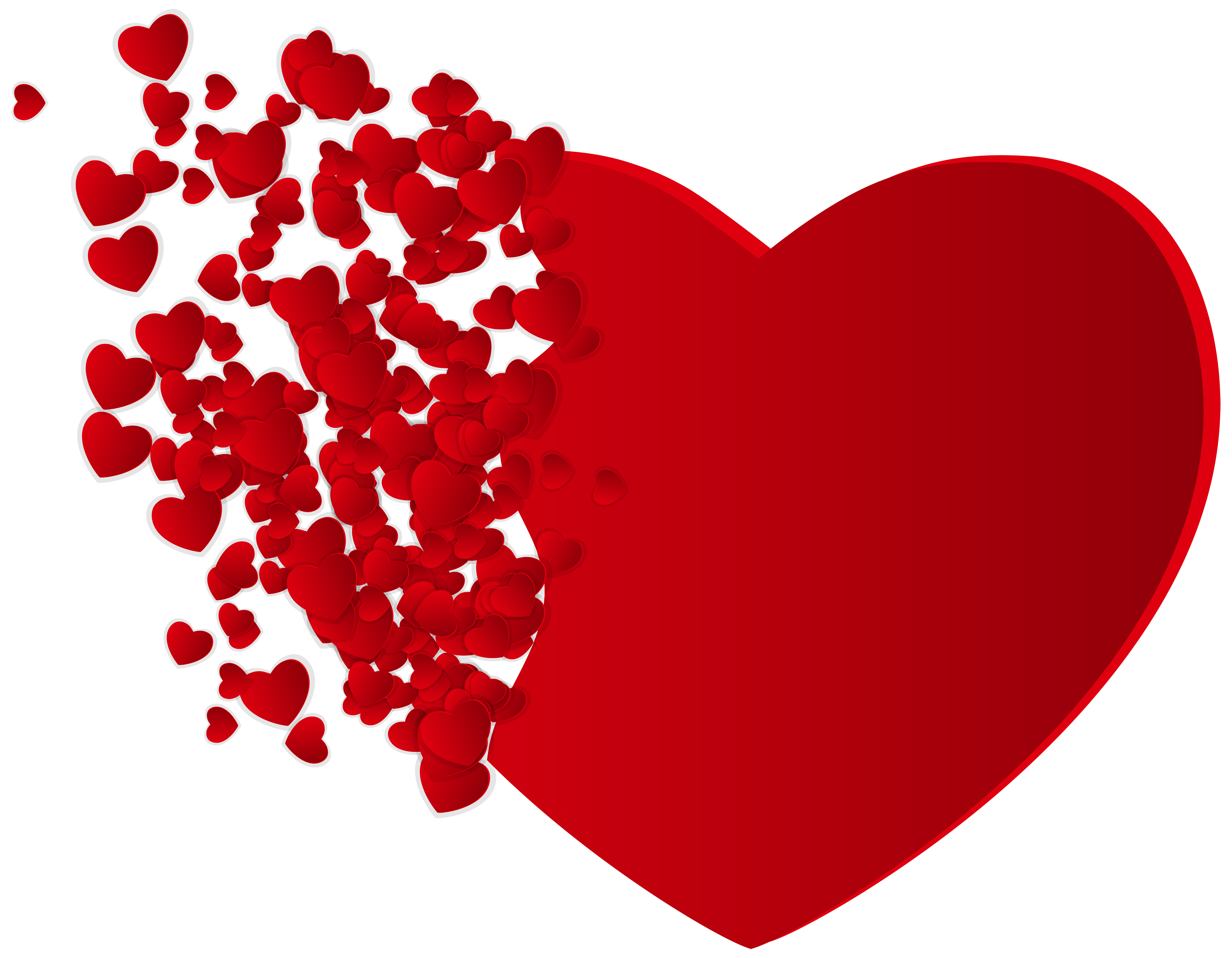 Hearts .png. Heart of png clipart