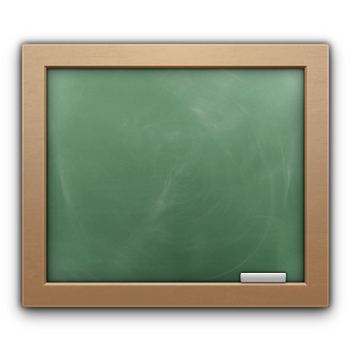 chalk board png