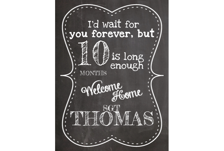 Chalkboard sign png. Welcome home style signitup