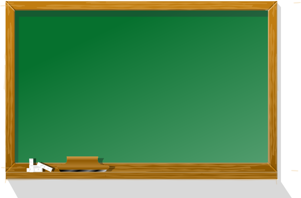 Chalkboard transparent png. Blackboard clip art at