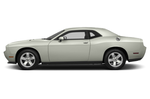 Challenger drawing car off road. Dodge expert reviews