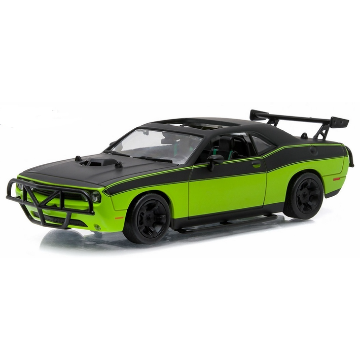 Challenger drawing. Greenlight fast and furious