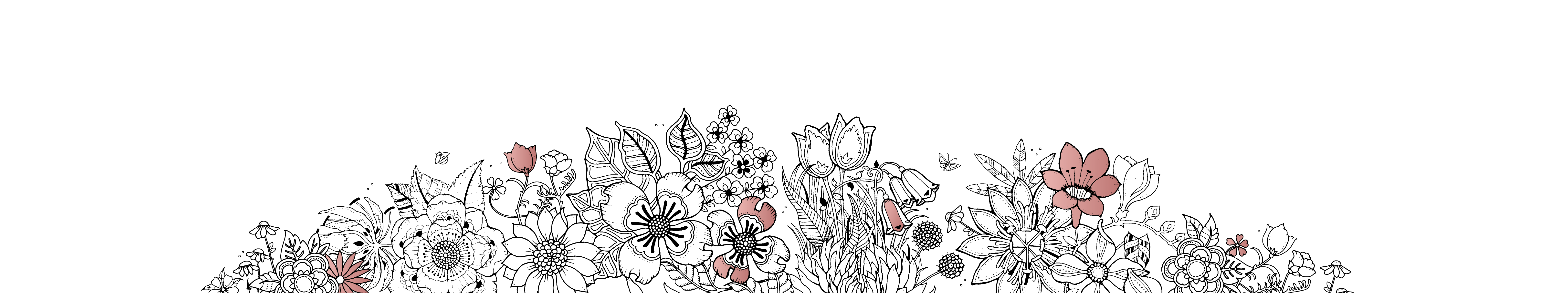 Challenger drawing colouring. Days of flowers