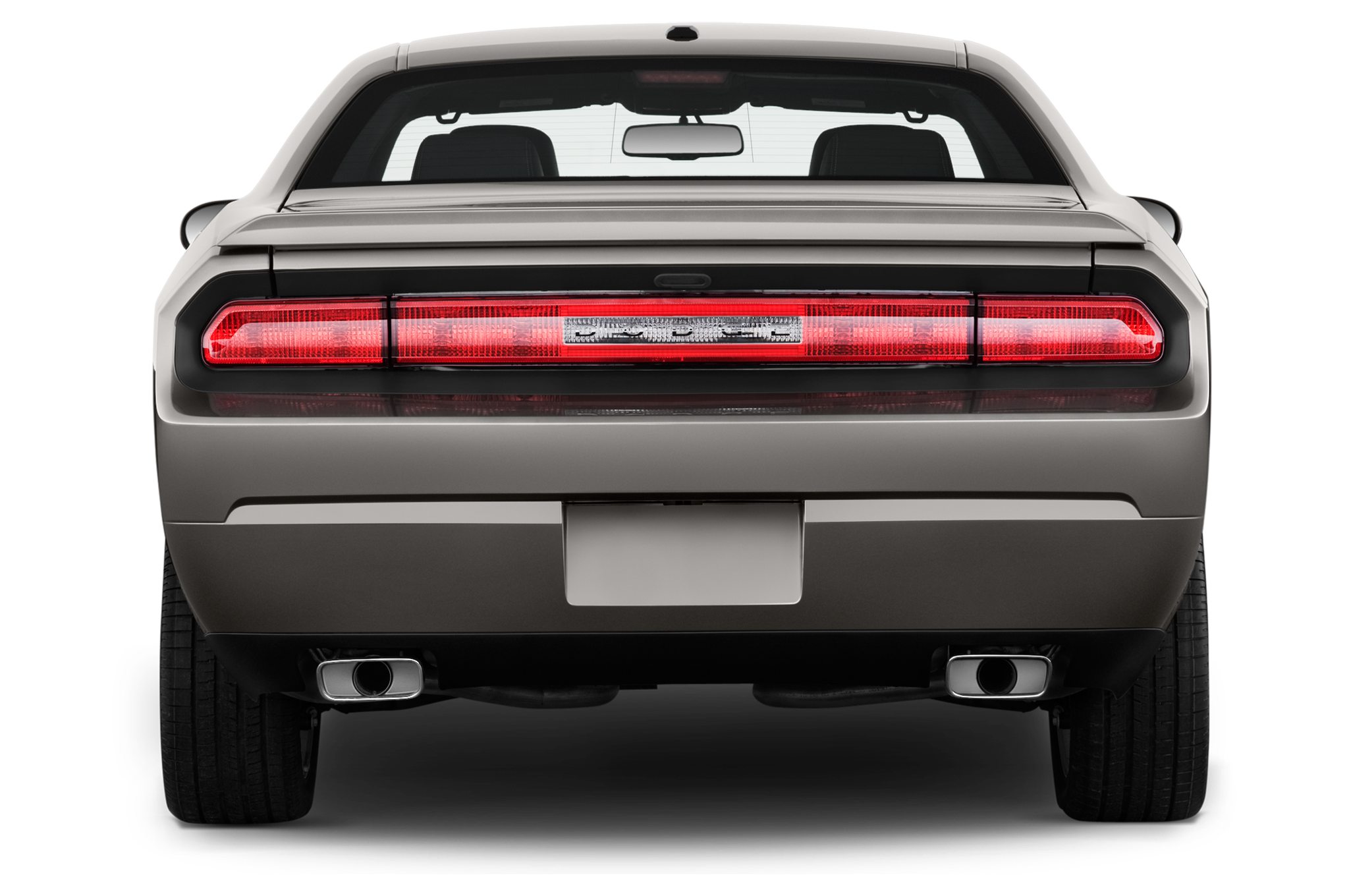 challenger drawing side view