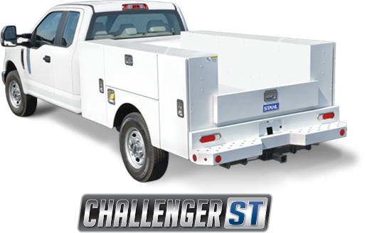 Challenger drawing led bar. St service bodies by