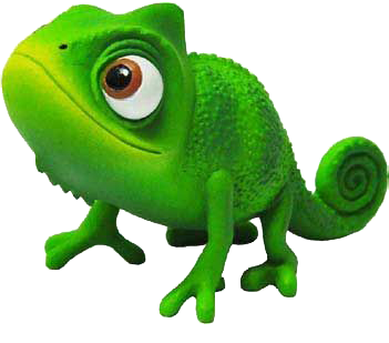 Pascal drawing cameleon. Download disney free png