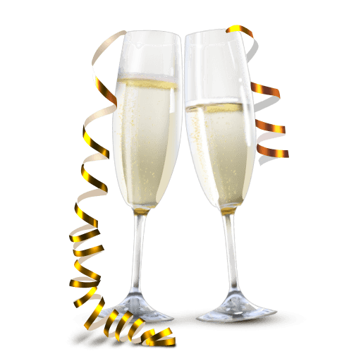 champagne png transparent