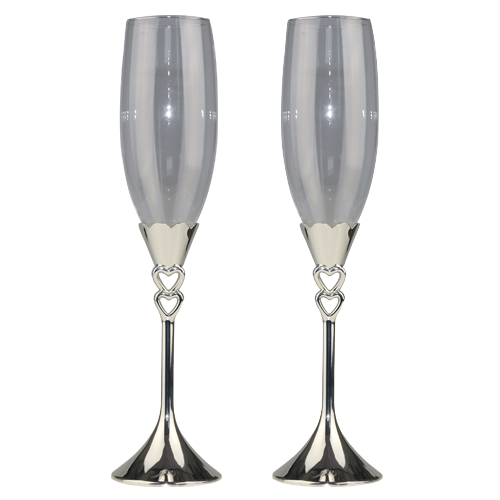 Champagne flute png. Glass franceskylight shiny silver