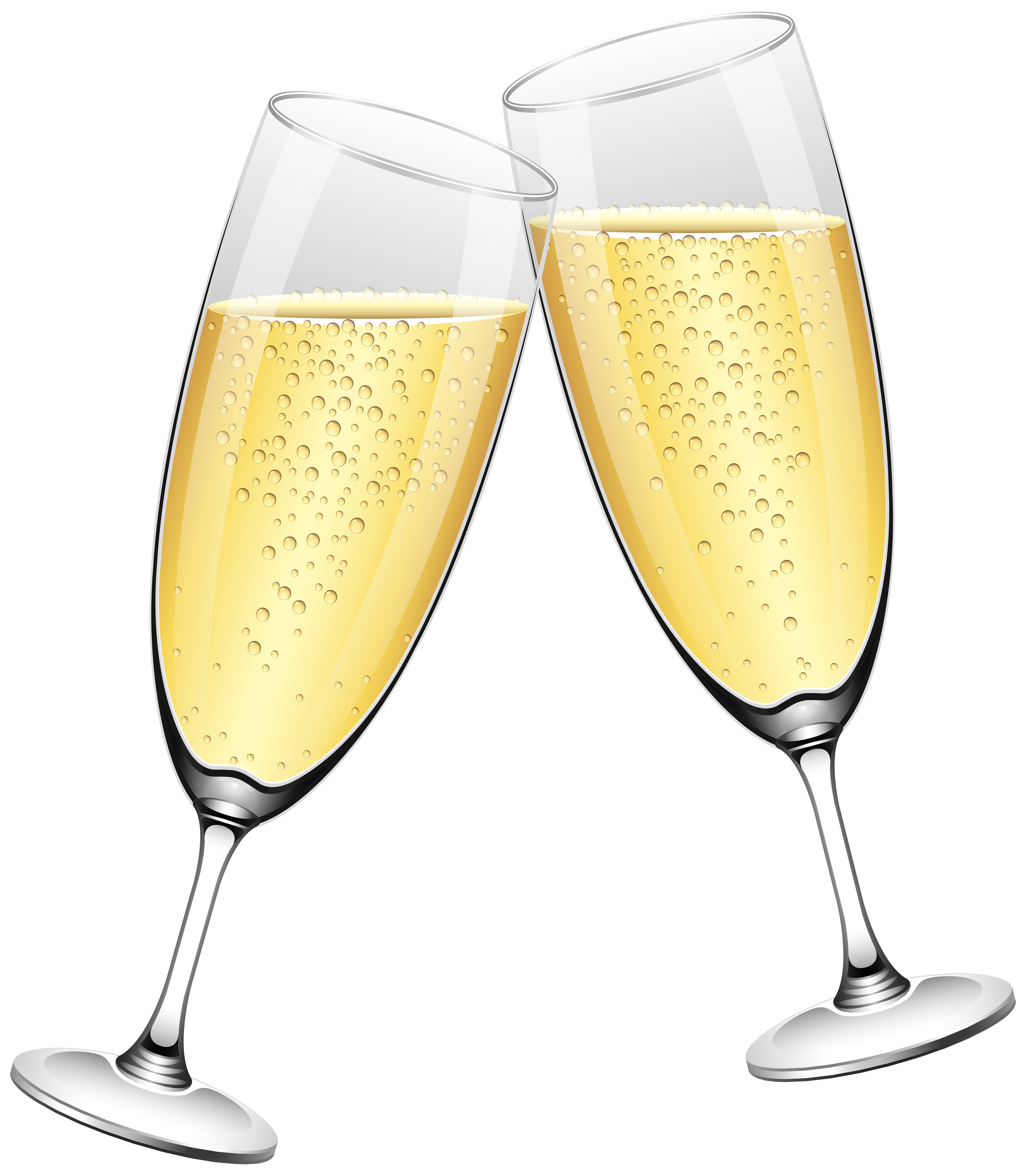 Champaign clipart wine glass. Wedding champagne glasses png