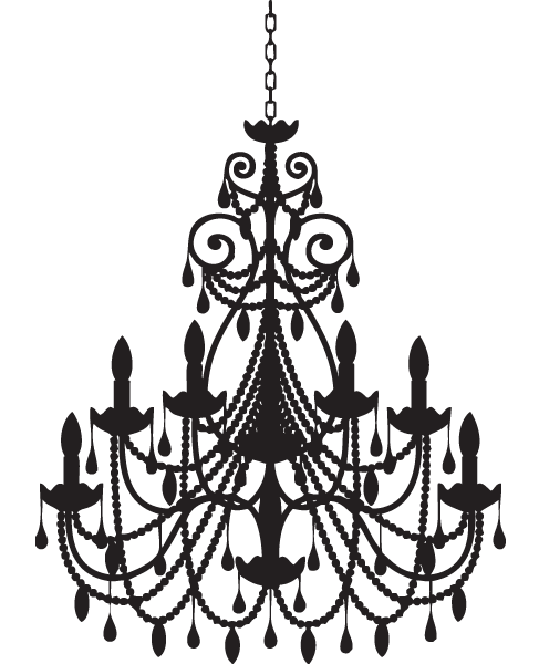 Chandelier vector png free. Download clipart hq dlpng