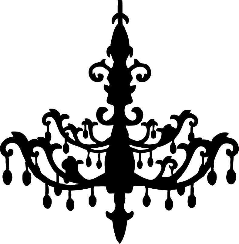 Free cliparts download clip. Chandelier clipart svg transparent library