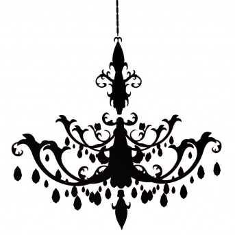Free cliparts download clip. Chandelier clipart banner library download