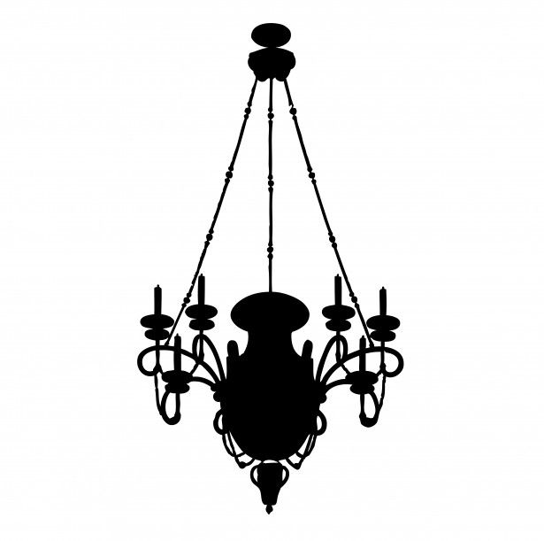 Chandelier clipart ceiling light. Best images on