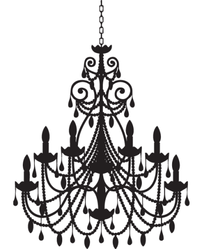 Chandelier clipart png. Greenery dlpng free hq