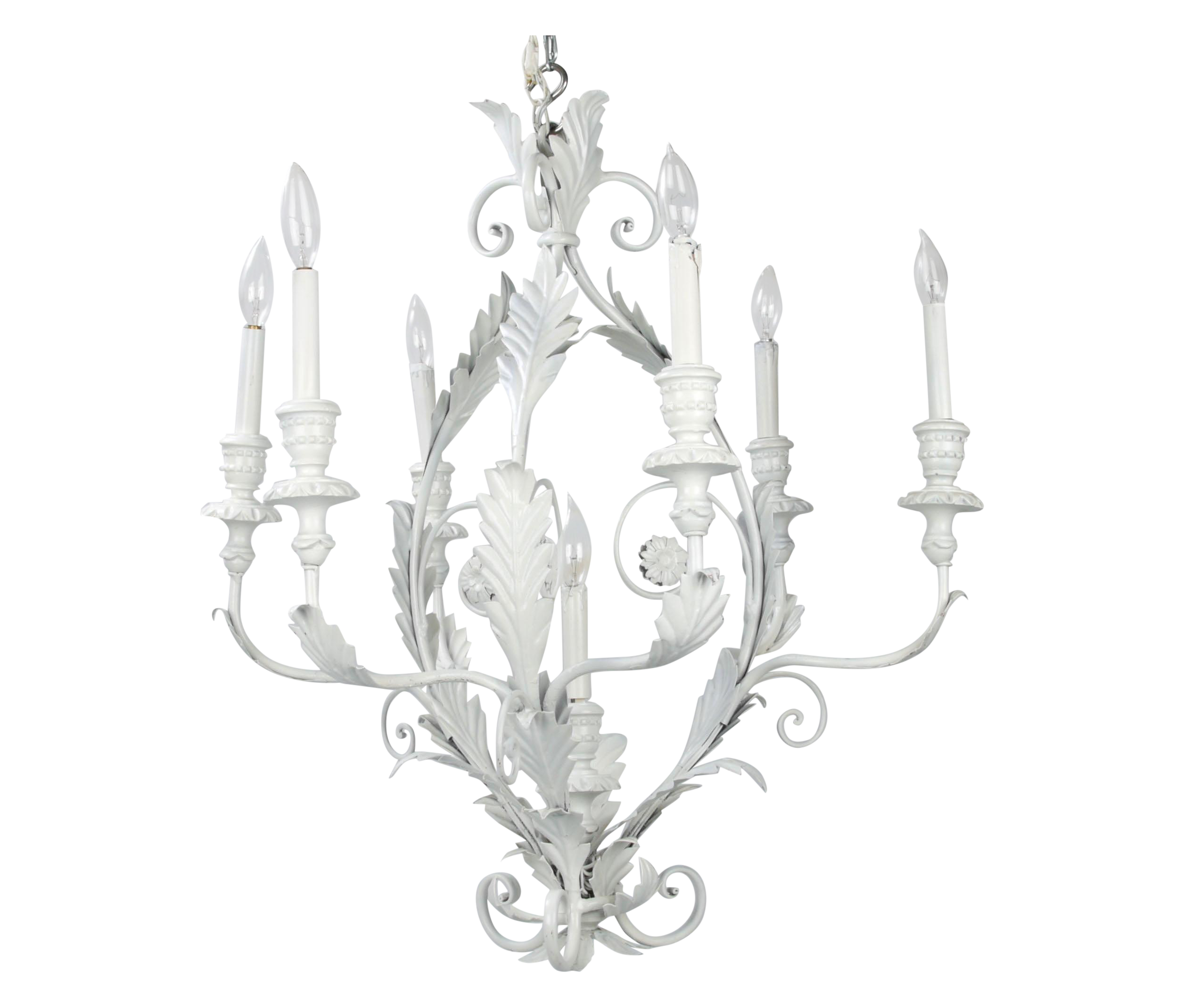 Chandelier graphic png. Incredible italian metal flower