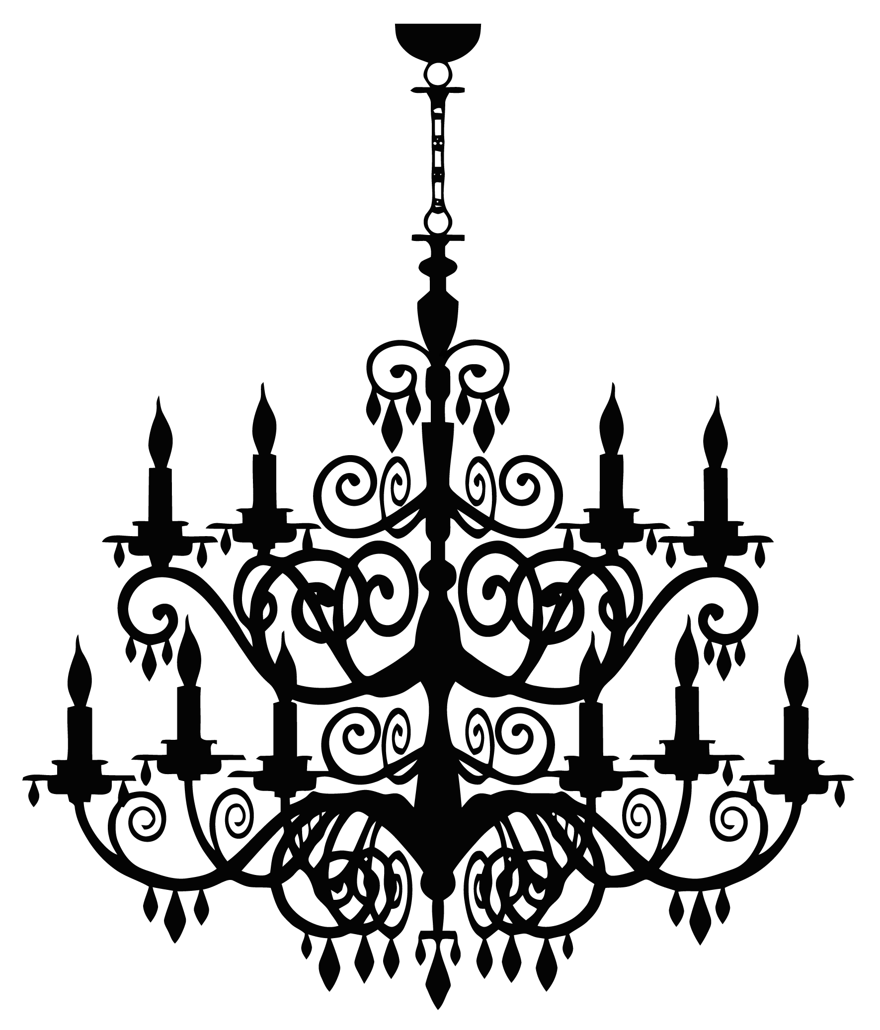 Chandelier vector png. Google pinterest