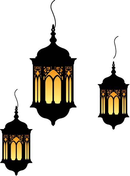Chandelier vector png free. Islam hd transparent images