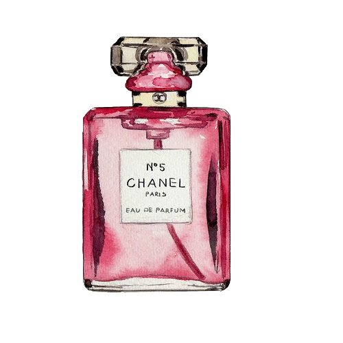 chanel drawing coco mademoiselle