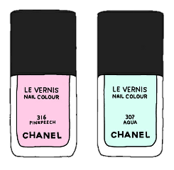 Chanel drawing girly. Largest collection of free