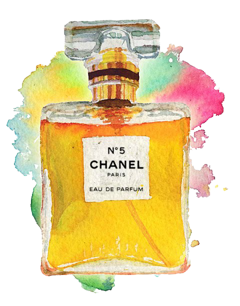 Chanel drawing poster. Perfume perfumes pinterest and
