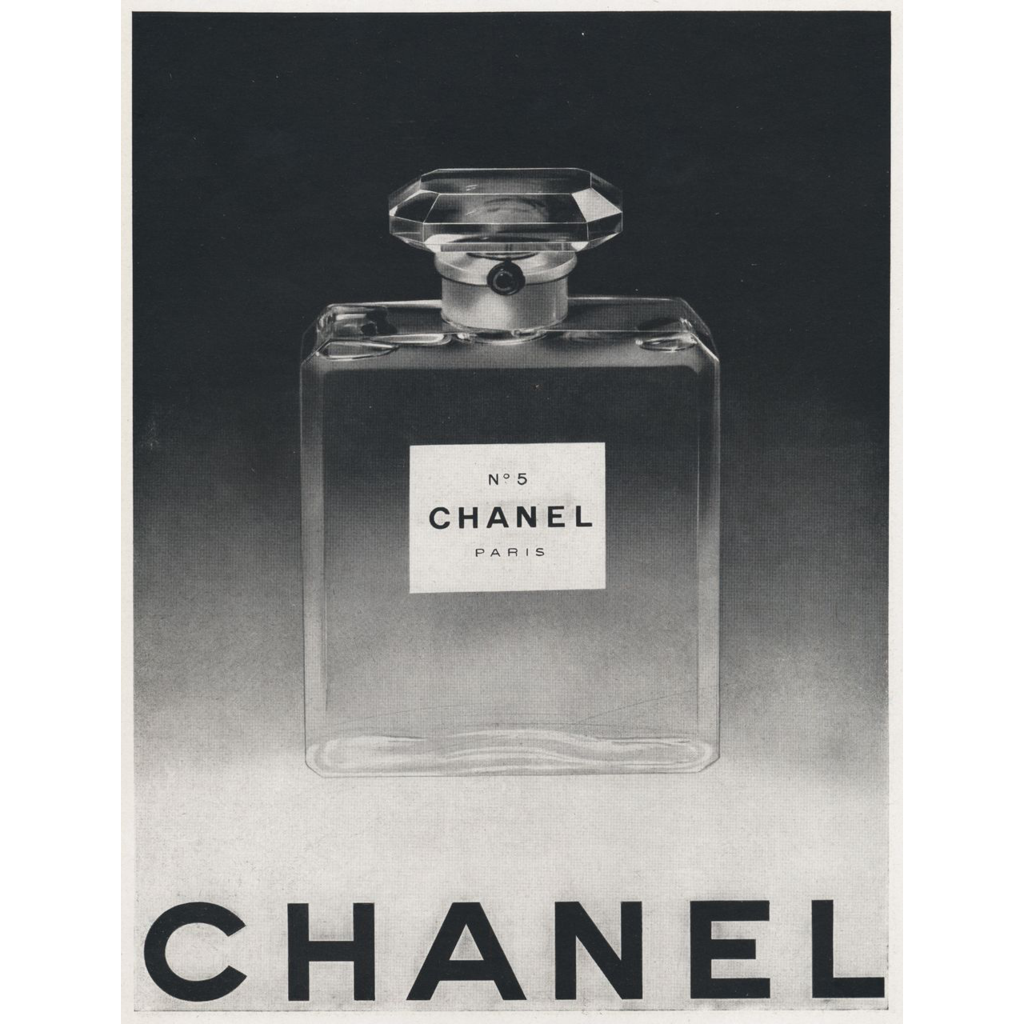 chanel drawing no 5