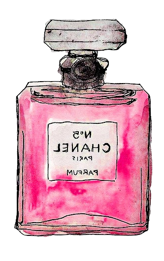 Chanel drawing poster. Tumblr transparent pesquisa do
