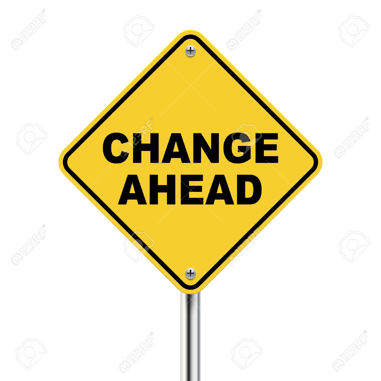 Change clipart ahead. Unique collection digital e