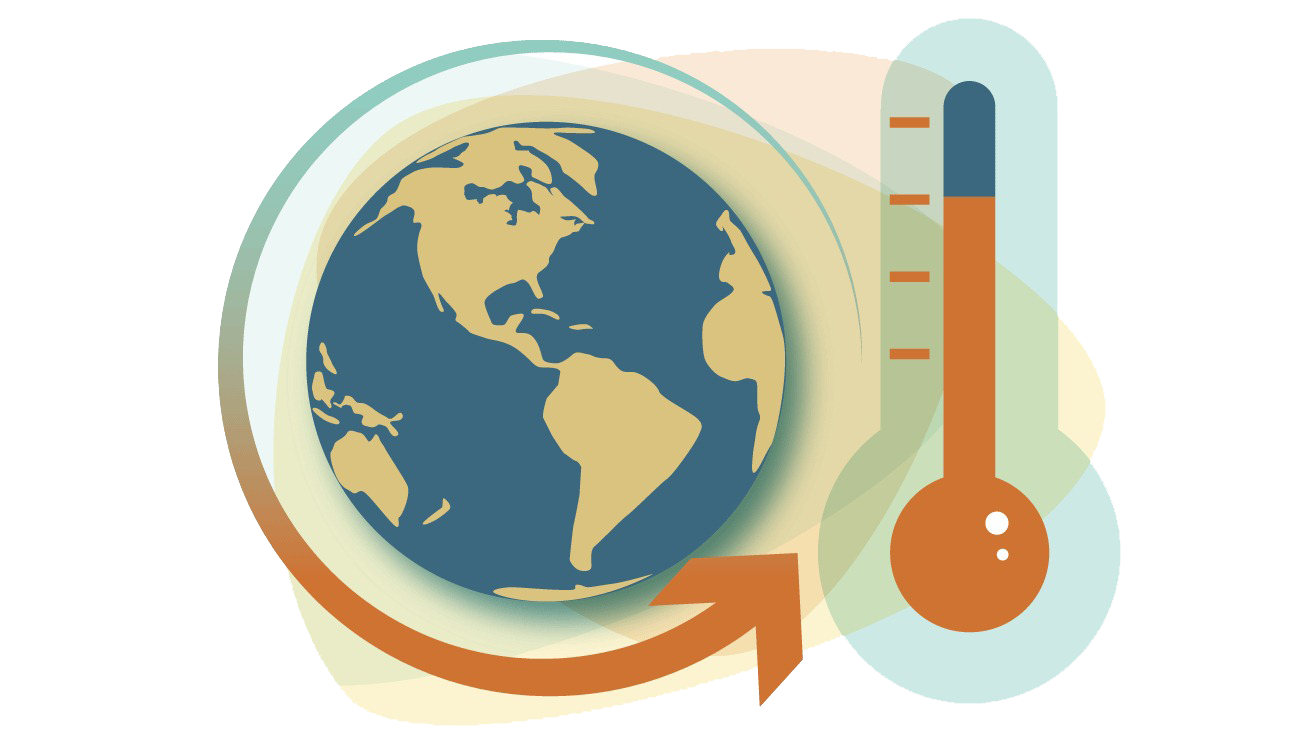 change vector climate