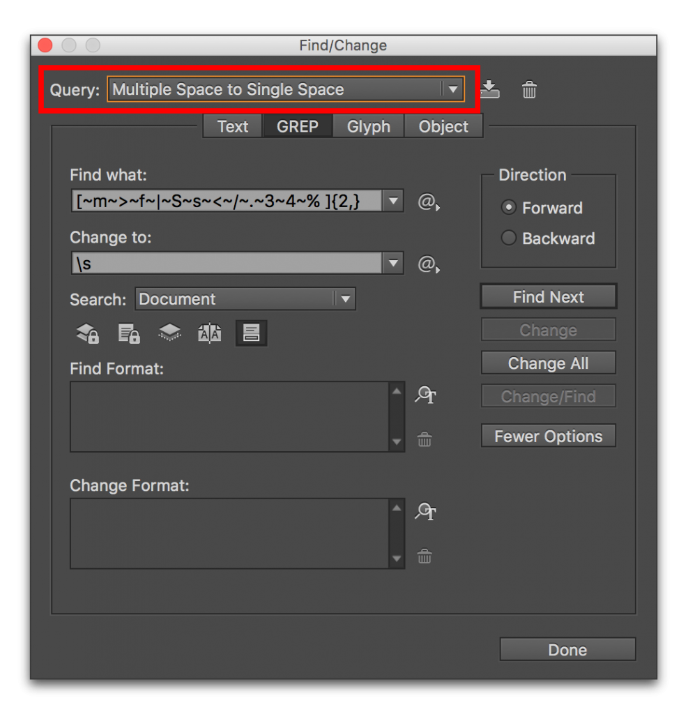 Indesign vector cs5. Adobe removing unwanted spaces