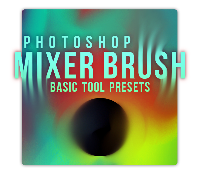 Change color of png photoshop. Basic mixer brushes by