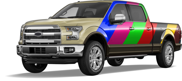 Change color png. Paint less boise wrap