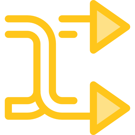 Change icon png. Shuffle free arrows icons