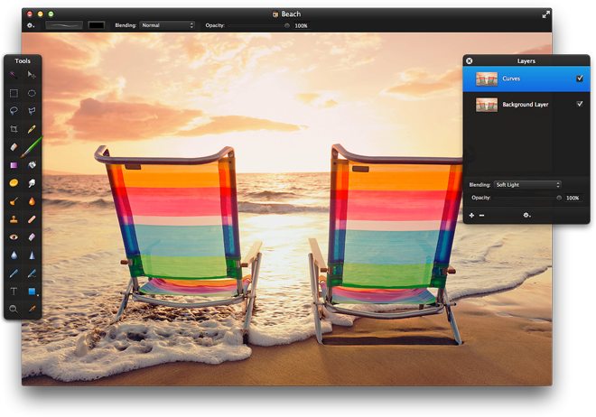 Change png image color. Boost your images pixelmator