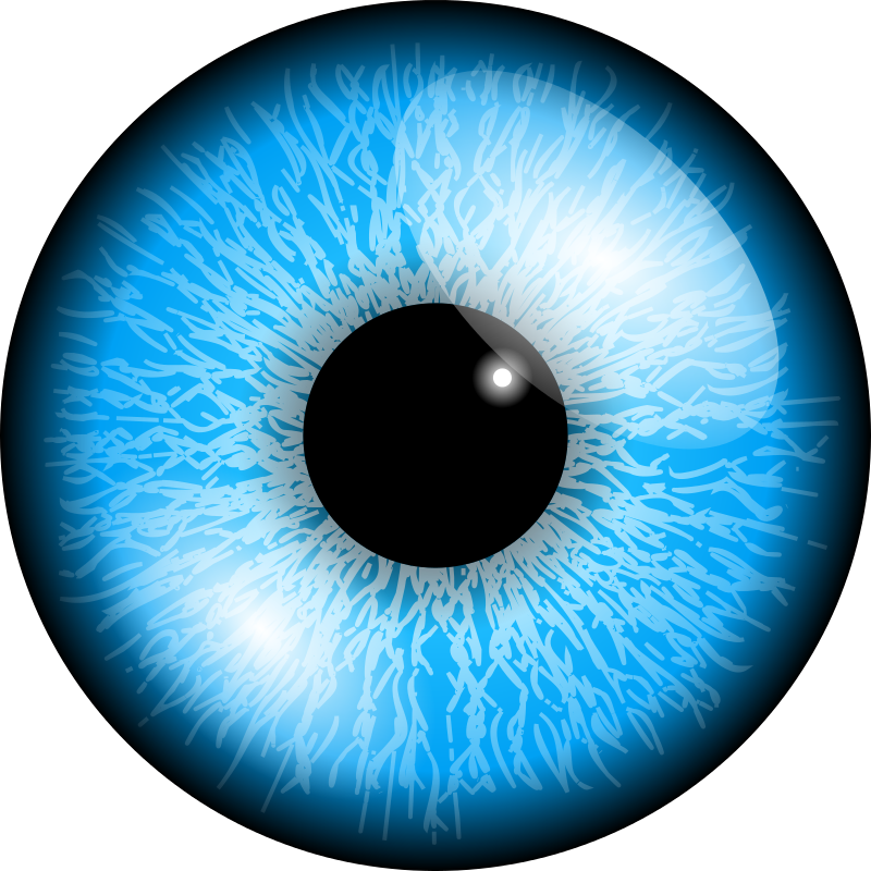 green eye color png