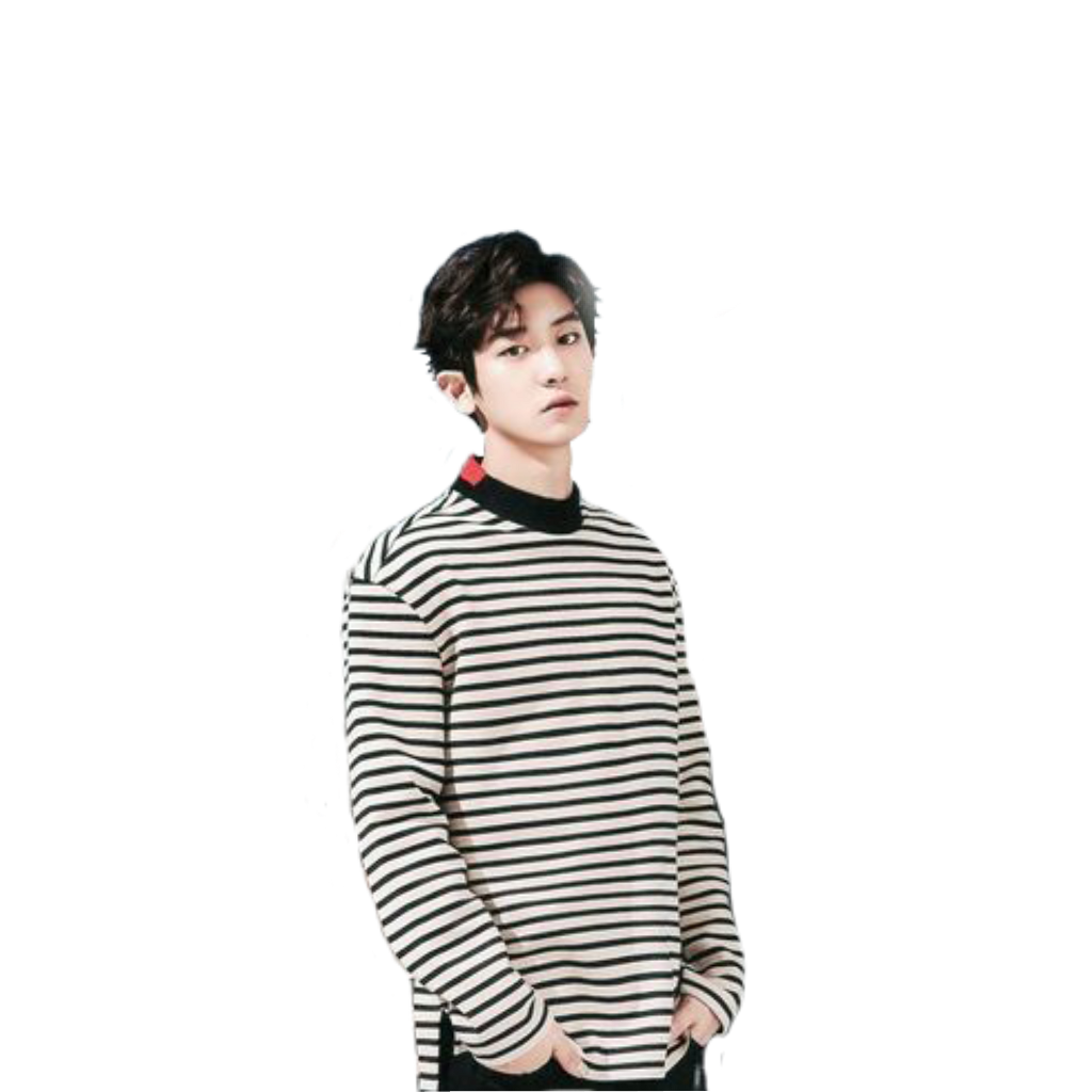 Chanyeol transparent sticker. Exo by