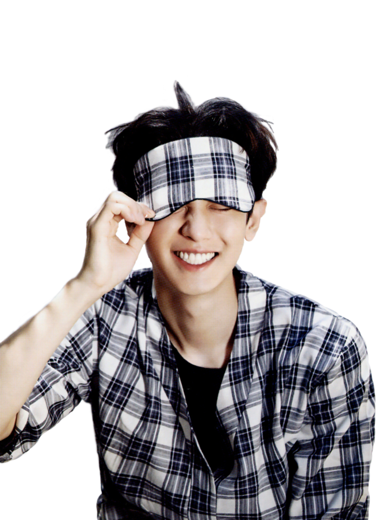 Chanyeol transparent sign. Park png image thumb