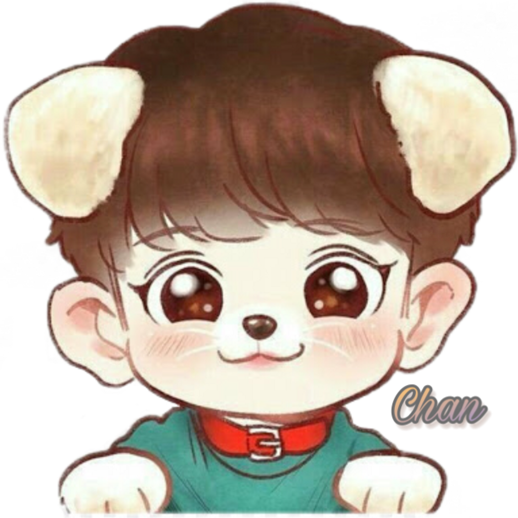 Chanyeol transparent chibi. Exo sticker exol edit