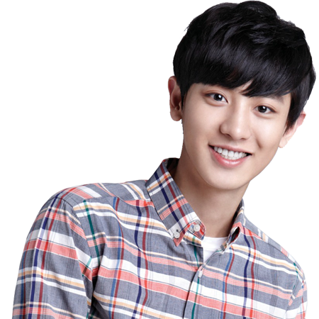 Chanyeol transparent chicken. S profile kpopping
