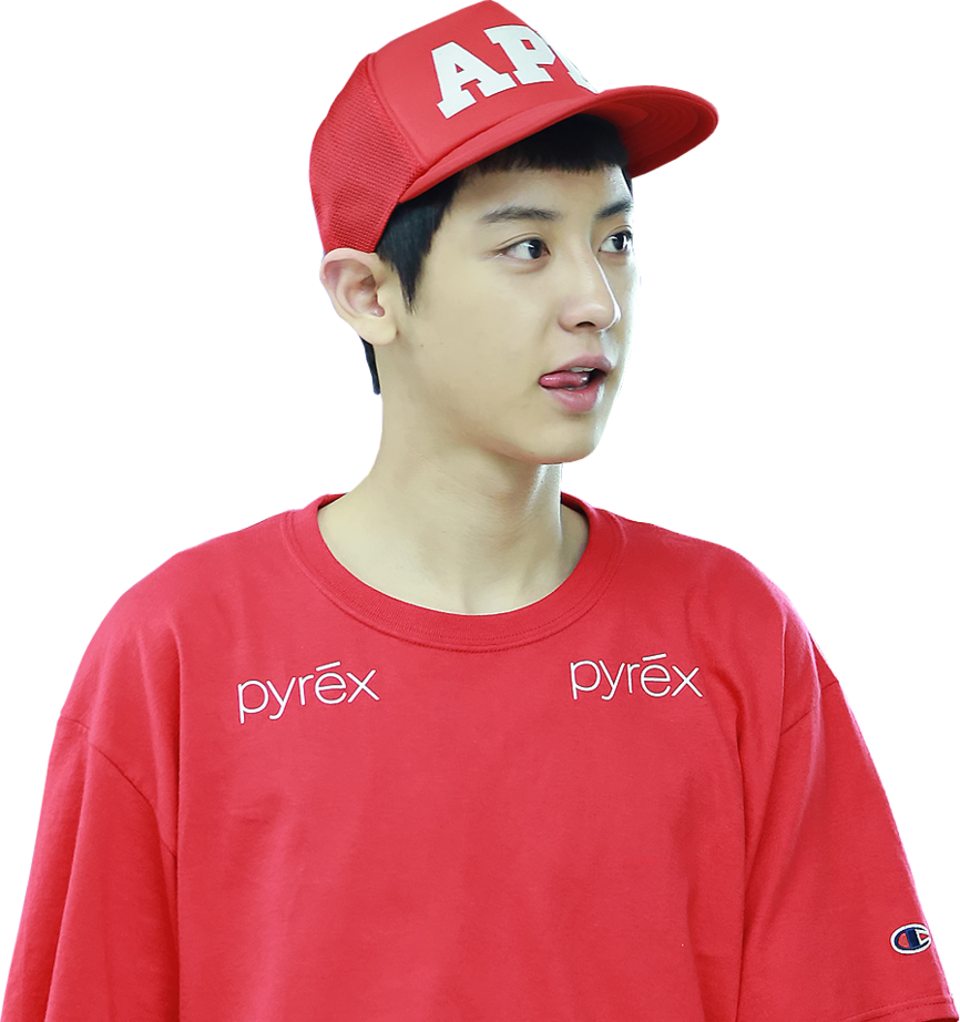 Chanyeol transparent christmas. Exo png by deerhansic