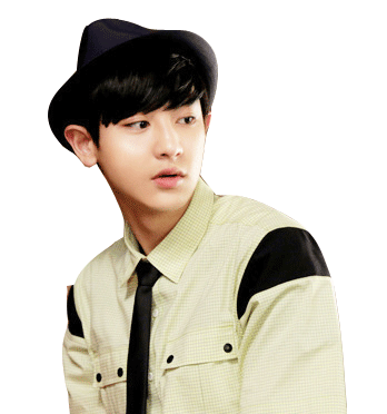 Chanyeol transparent renders. Exo png render by