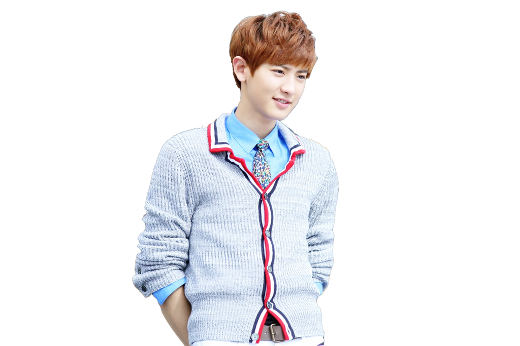 Chanyeol Exo Transparent & PNG Clipart Free Download - YA-webdesign