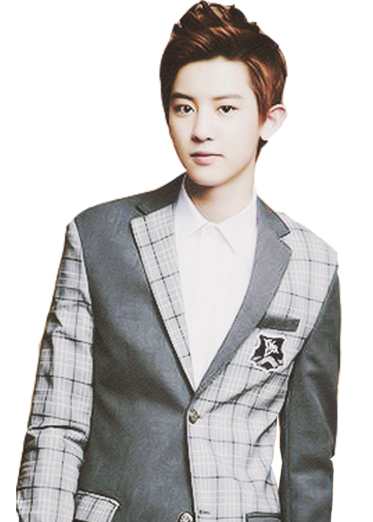 Chanyeol Exo Member Transparent & PNG Clipart Free Download - YA