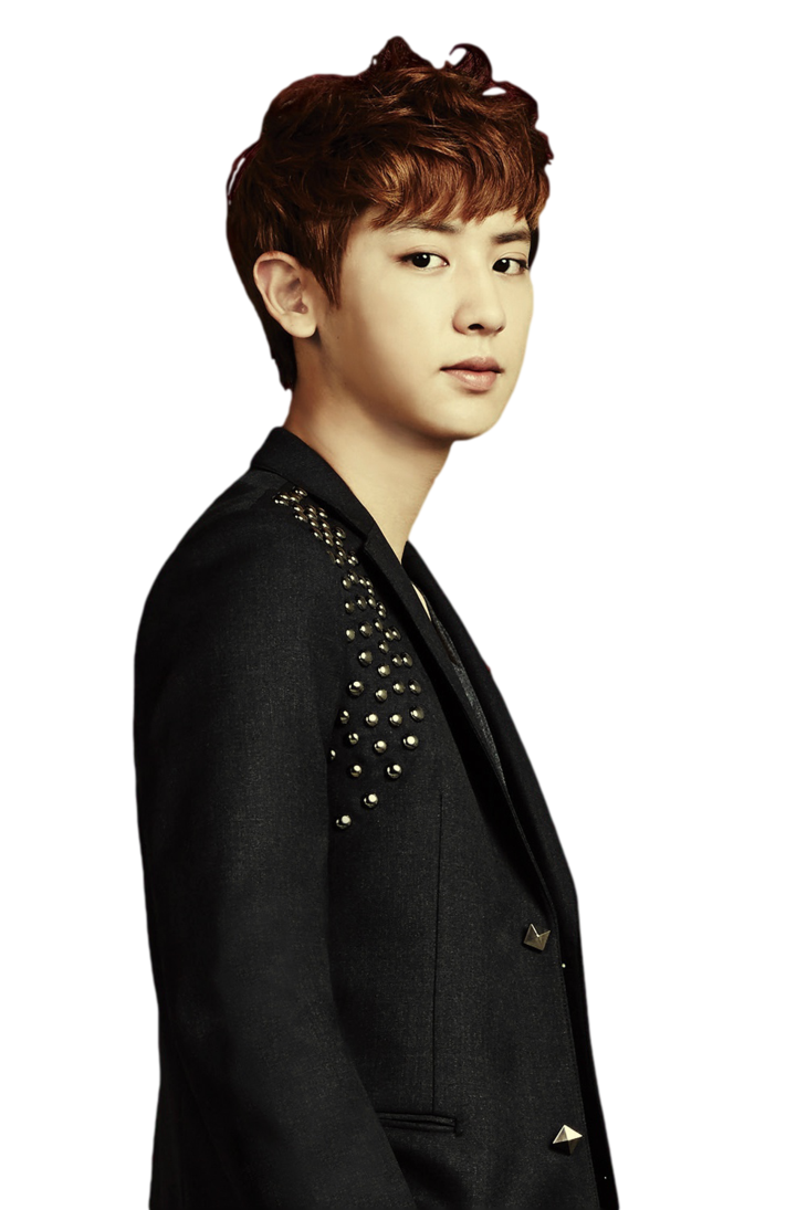 Chanyeol transparent suit. Png exo by yeolsshiexo