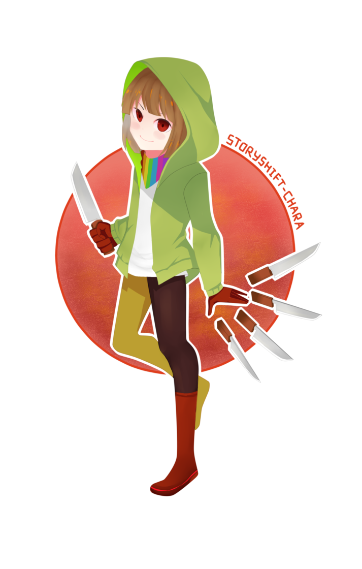 Chara undertale png. From storyshift ut tumblr