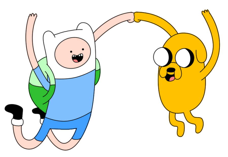 Character transparent adventure time. I started watching and