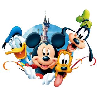 Character transparent mickey mouse. Cartoon images and friends